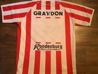 Classic Football Shirts | 2006 Sparta Rotterdam Vintage Old Soccer Jerseys
